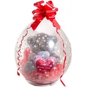 "Qualatex 18"" - Stuffed Balloon Gift Arrangements"