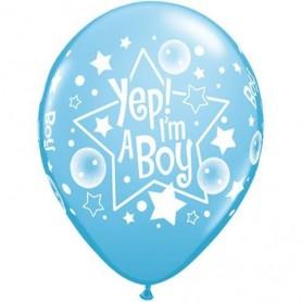 Yep! I'm a Boy