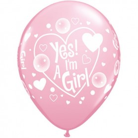 Yes I'm a Girl.