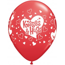Kisses and Hugs 11in. 28cm