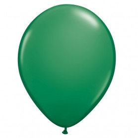 Standard Green Latex Balloons