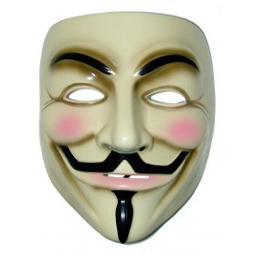 V for Vendetta Mask - Adult