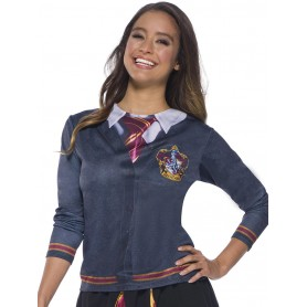 Harry Potter Gryffindor Costume Top - Adult