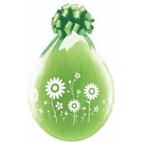 """Qualatex Stuffing Balloon 18"""" - Flower Garden"""