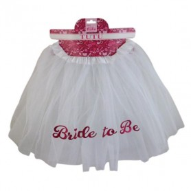 Bride to Be Tutu
