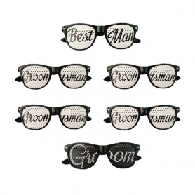 Bucks Night Party Glasses - 6 Pack
