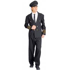 Captain - Adult Costume