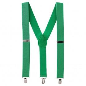Green Bracer Suspenders