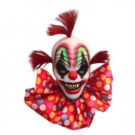 Hanging Clown Head - Small