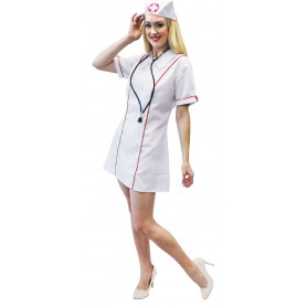 Classic Nurse - Costume