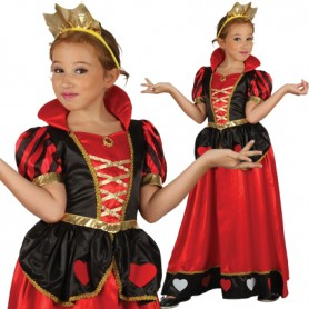 Queen Of Hearts Costume - Child