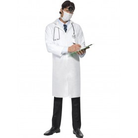 White Doctor's Costume