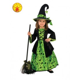 Green Witch - Child Small