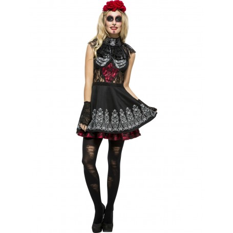 Day of the Dead - Fever Costume