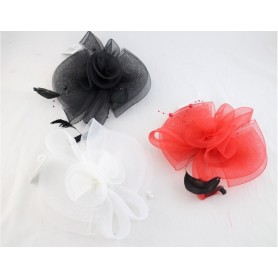 Fascinator Headpiece with Clip - Assorted