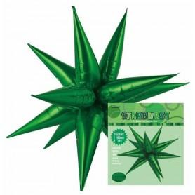 Starburst 100cm Supershape - Evergreen