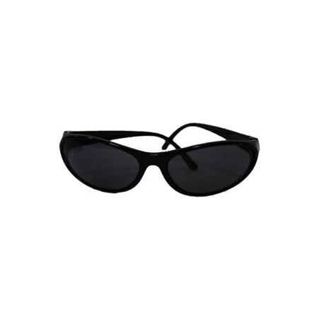 Punk, Biker - Black Sunglasses
