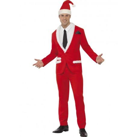Santa Cool Costume Suit - Adult Large