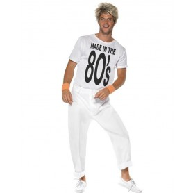 Made in the 80s Costume - Large