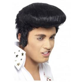 Elvis Deluxe Wig - Black