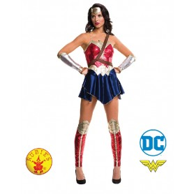 Wonder Woman Justice League Costume - Adult