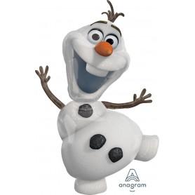 Frozen Olaf Licensed Super Shape Foil (58cm x 104cm)