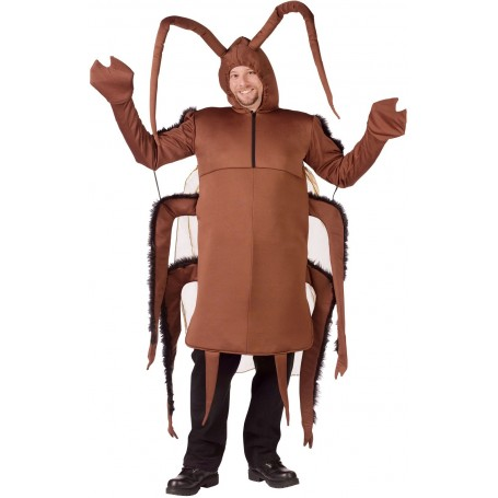 Cockroach Costume Tunic - Adult