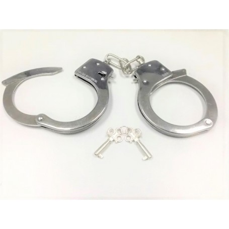 Toy Metal Handcuffs