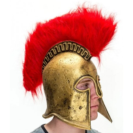 Roman Warrior Gladiator Helmet