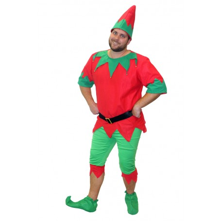 Aussie Elf - Adult Costume