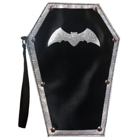 Coffin Handbag - Deluxe Costume Accessory