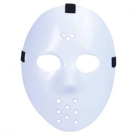 Hockey Halloween Jason Mask