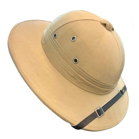 Safari Pith Helmet Jumanji Deluxe Hat