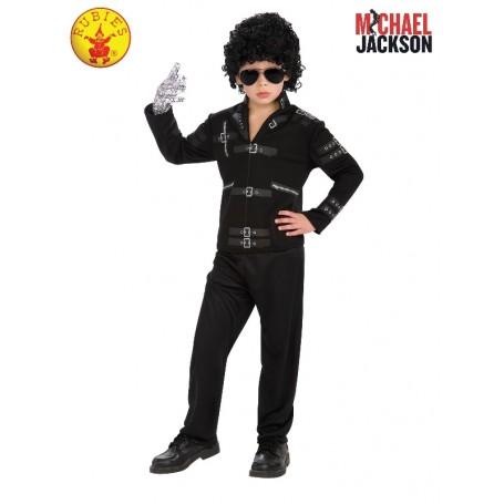 "Michael Jackson ""BAD"" Black Jacket - Child"