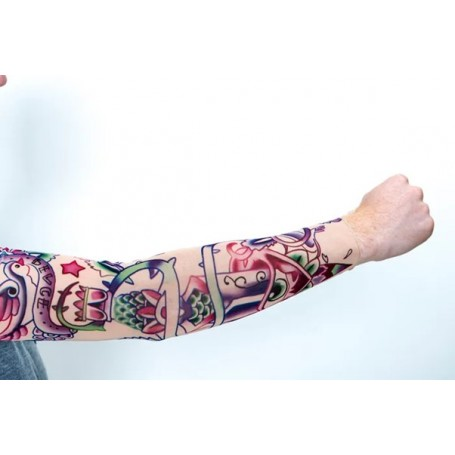 Tattoo Sleeve - Peace