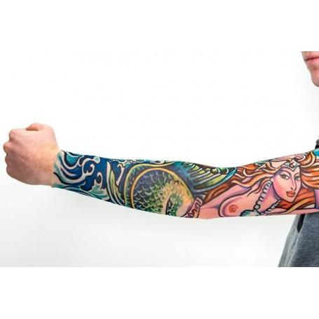 Tattoo Sleeve - Mermaid