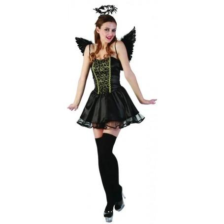 Dark Angel - Women's Costume S/M