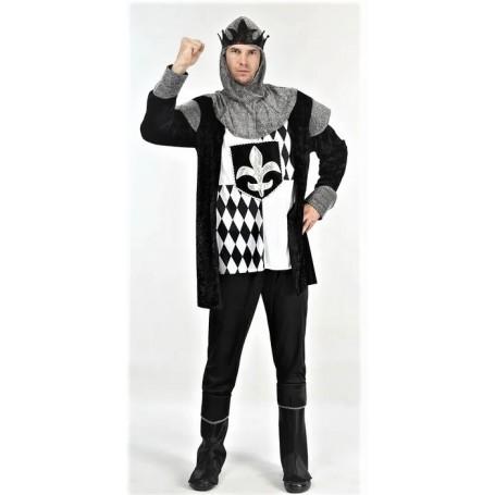 Chess King Medieval Men's Costume