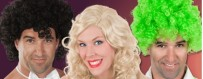 Fancy Dress Costume Wigs and Cosplay Wigs